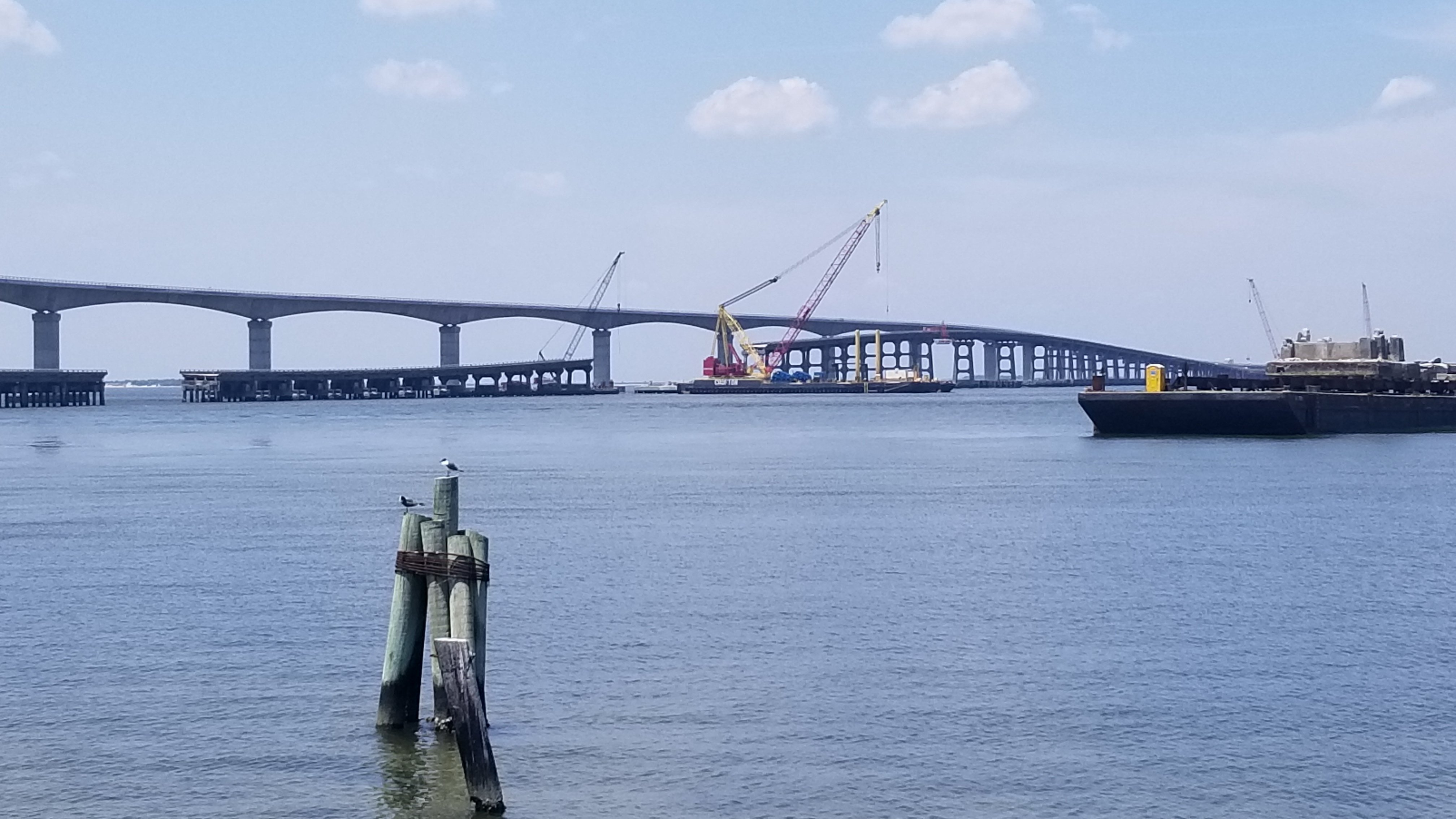Coast Guard To Boaters Stay Out Of The Bonner Bridge